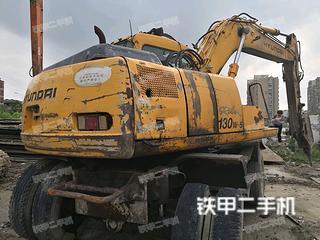 现代R130W-5挖掘机