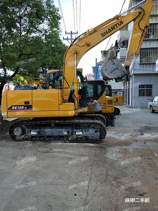 山推SE130-9挖掘机