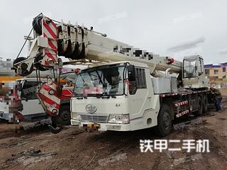 抚挖重工QY25N起重机