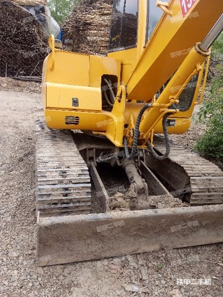 玉柴YC-65挖掘机