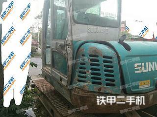 山河智能SWE70N9挖掘机