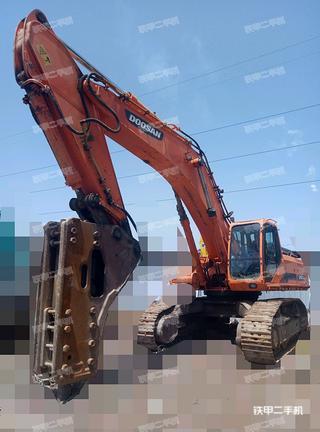 斗山DH500挖掘机