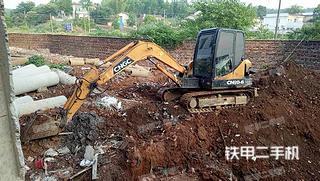 江麓机电CN60E挖掘机