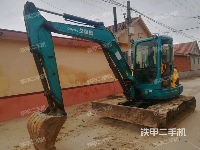 山东青岛市久保田KX161-3S挖掘机