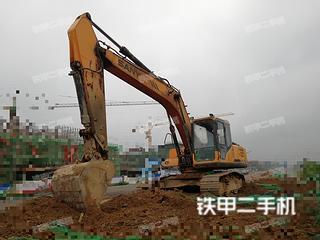 三一重工SY235C-8S挖掘机