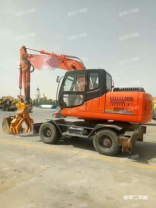 恒特重工HTL150-8挖掘机