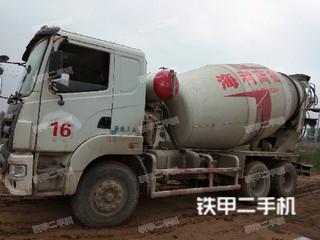 三一重工SY5250GJB3A-12SR搅拌运输车