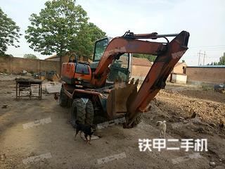 新源XY65W-7挖掘机