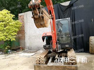 恒特重工HT135A挖掘机