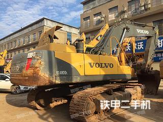 沃尔沃EC460BLC挖掘机