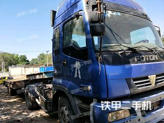 福田欧曼8X4拖车