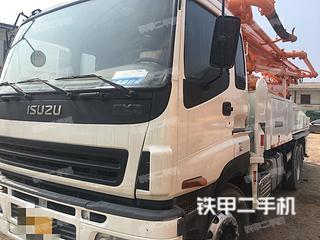 中联重科ZLJ5297THB37X-5RZ泵车