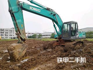 神钢SK210LC-8-domestic挖掘机