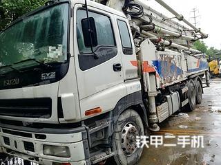 湖南-长沙市二手中联重科ZLJ5337THB43泵车实拍照片