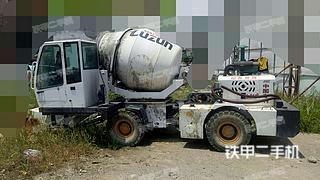 鲁兴大力DFZ5120GJBGSZ4D搅拌运输车