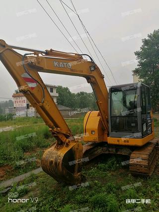加藤HD308US-V挖掘机