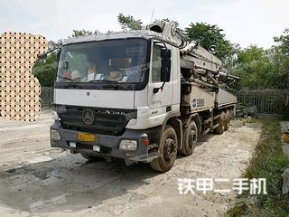 中联重科ZLJ5411THB125-47泵车
