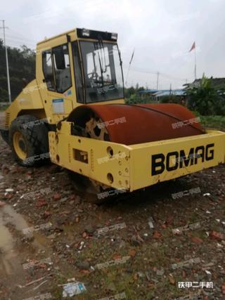 宝马格BW219D-2压路机