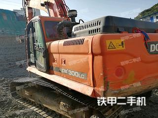 陕西-延安市二手斗山DX260LC挖掘机实拍照片