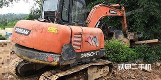 恒特重工HT60-8挖掘机