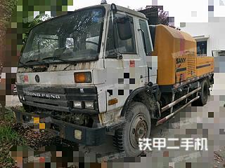 三一重工SY5121THB-9012车载泵实拍图片