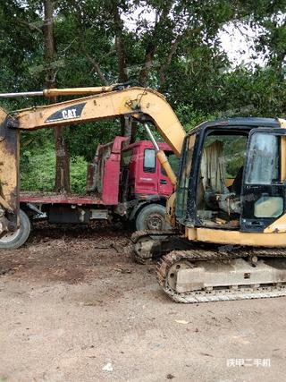 卡特彼勒308CCR挖掘机