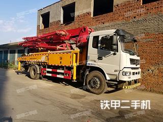 沃尔华GNBC537泵车