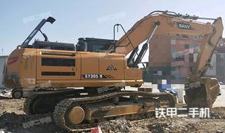 三一重工SY365H挖掘机