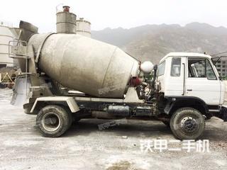 东风DFDFZ5310GJBA搅拌运输车