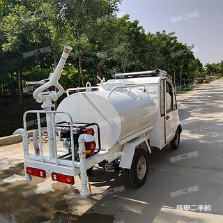 程力专汽东风底盘加油车油罐车