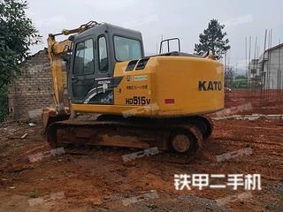 加藤HD512V挖掘机