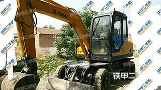 厦工XG805LII挖掘机