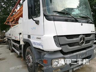 中联重科ZLJ5337THB 47X-5RZ泵车