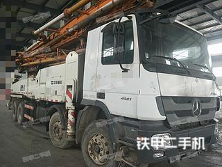 中联重科ZLJ5440THBS 52X-6RZ泵车