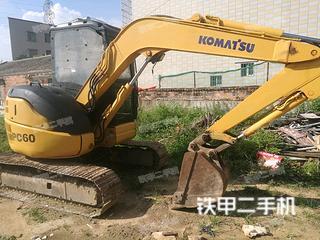小松PC58UU-3挖掘机
