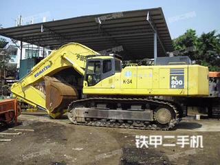 小松PC800挖掘机