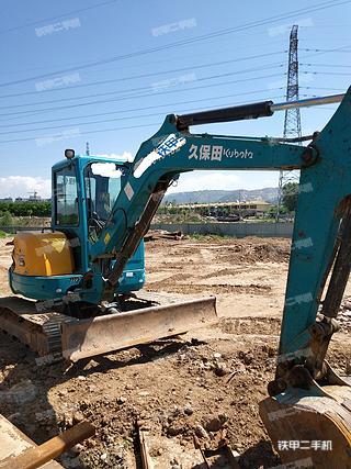 久保田KX155-3S挖掘机
