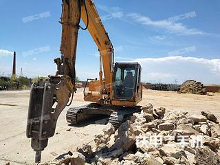 雷沃重工FR150-7挖掘机