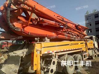 福田雷萨BJ5393THB-1泵车