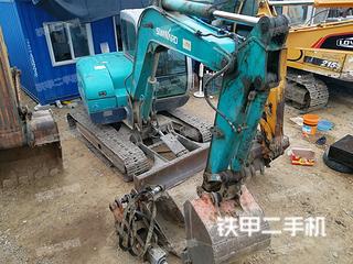 山河智能SWE70H挖掘机