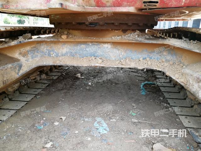 山东泰安市竹内TB175C挖掘机