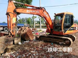 合肥振宇ZY80挖掘机