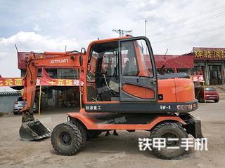 新源XY65W-8挖掘机