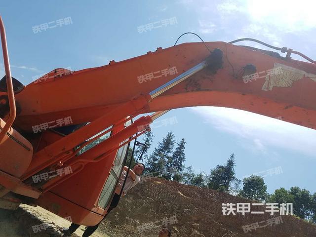 湖南岳阳市斗山DH215-9E挖掘机