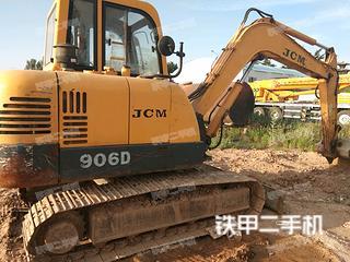 山重建机JCM906D