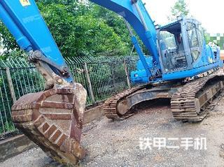 山重建机GC258LC-8挖掘机