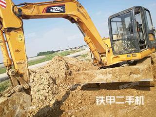 雷沃重工FR85-7挖掘机