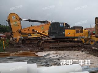 现代R455LC-7挖掘机