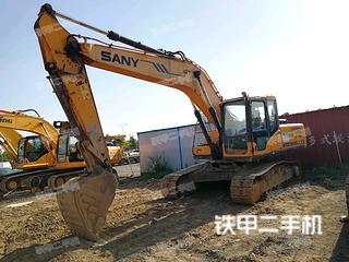 三一重工SY215C-8挖掘机