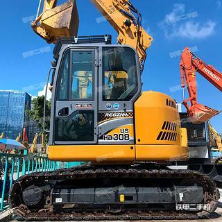 加藤HD308US-6挖掘机